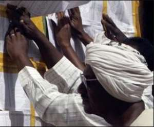 Sudan Holds Elections
