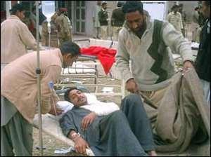 Over 30 Dead In Pakistan Bombing