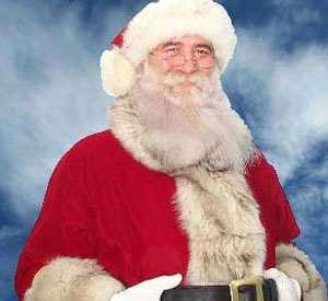 The White-Washing Of Santa Claus