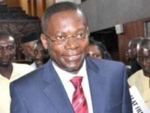 Dr George Sipa-Adjah Yankey - Chief Executive of Ghana Gas