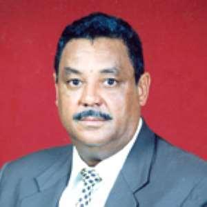Mr Jake Obetsebi-Lamptey, Minister for Tourism and Diasporean Relations