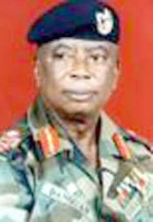 Col. Damuah tells Military Inquiry... RAWLINGS HAS POLARISED ARMY…Through unguarded statements