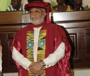 Stop Your Double Standard – Oh, Mr J. J. Rawlings!