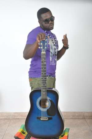 Akesifour's JM on solo project with 'Heart On Fire'