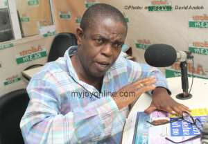 Afrobarometer report deserves no attention - Kwesi Pratt