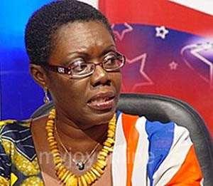 Ursula Owusu, Member of Parliament ForAblekuma West