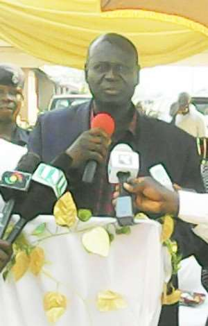 Ashanti Regional Minister Is Not Here To Support TEIN—Spokesperson