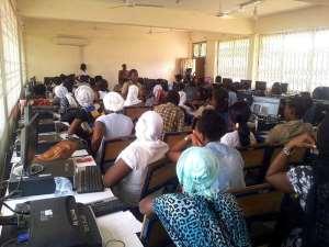 Women ICT For Empowerment Training; South Ghana Take Turn