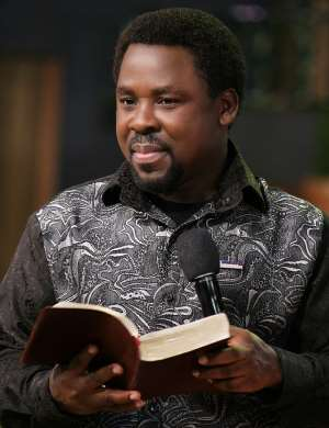 TB Joshua's Response To HIV Medication