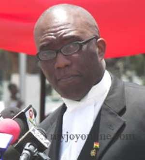 Joe Ghartey, ex-Attorney General