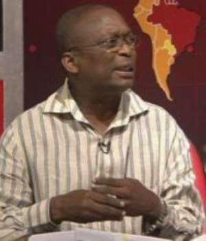 Kweku Baako's Media Dodge Cannot Save Mahama