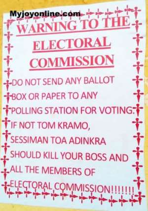 No elections in Nkoranza North and South - EC
