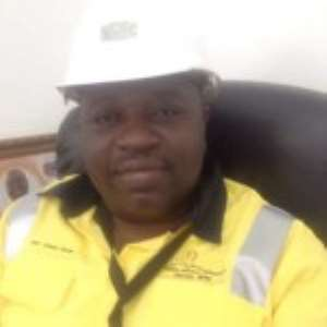 AngloGold PR Manager Crushed To Death