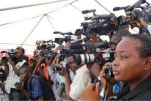 "OPINION: Sports Journalism, a ""disrespected"" career in Ghana"