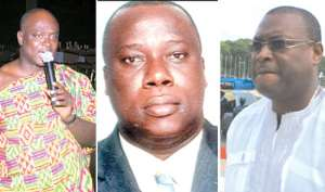 As Sefa Kayi presses for transparencySEGBEFIA RAGES OVER JOY RIDECastle Chief waxes arrogant as he clams over mystery sponsor and flays journalists