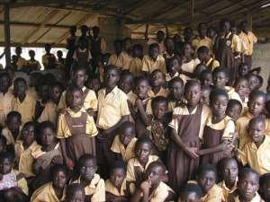 School feeding project, Forty billion cedis to go