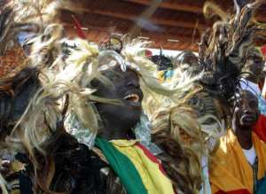 Witch Doctor that Helped Defeat Ghana is Paid