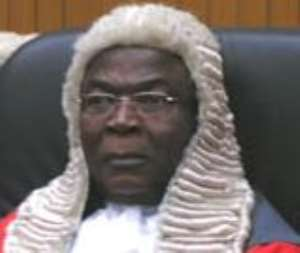 Lawyer Petitions Kufuor Again: Suspend The Chief Justice