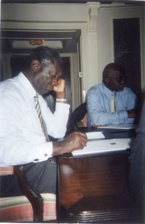 Open Letter To Kufuor from NPP Insiders
