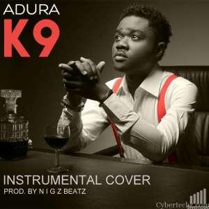 K9 - Adura (Instrumental Cover)