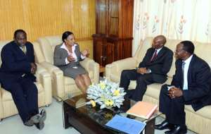Information Minister Pledges  Support For The Media