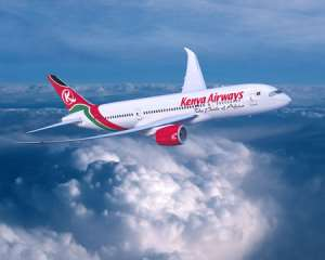 Ghanaian aboard crashed Kenyan Airways plane