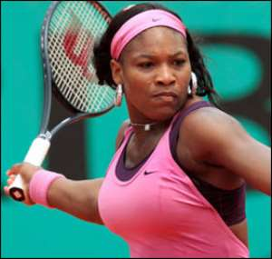 Azarenka downs Serena