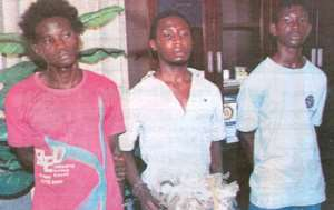 3 kidnappers grabbed