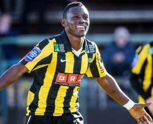 EXCLUSIVE: Ghana striker Majeed Waris flattered by Manchester United link