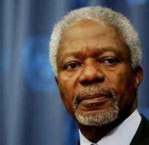 A Tribute To Mr Kofi Annan