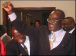 THIS IS THE TIME FOR GHANA TO SHINE - Dr. Kofi Amoah
