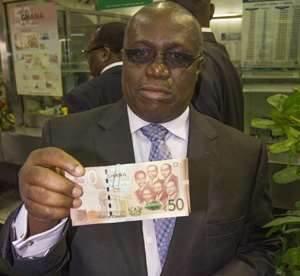 'Stop Wrong Projection Of Cedi'