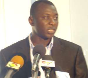 Mohammed Amin Adam, coordinator of the Civil Society Platform on oil and gas