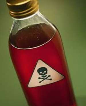 KNUST Student Dies From Poison