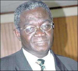 Hon P.C. Appiah Ofori