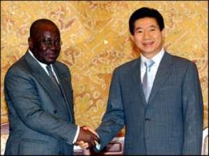 Korea to Expand Aid to Ghana