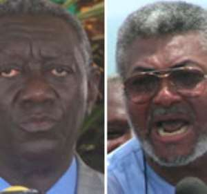 Kufuor and Rawlings must reconcile - Presby Moderator