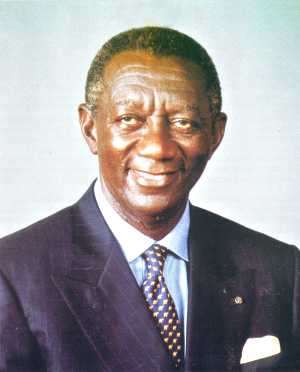 Volta Regional Chiefs call on President Kufuor
