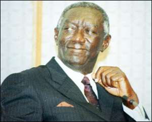 Kufuor Is President•Alliance Of Africa Foundation