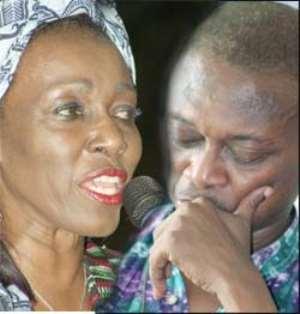 Nana Konadu and Malik Kweku Baako