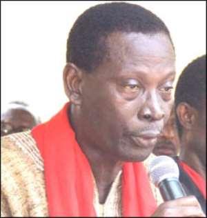 NDC Guru Causes Stir •At Tamale Airport