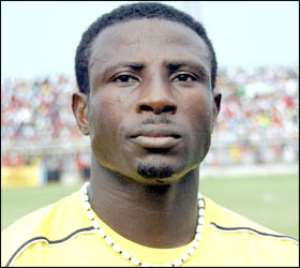 Boafo Wants Stars Call-Up