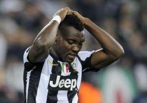 Kwadwo Asamoah: Injured Juventus star under observation