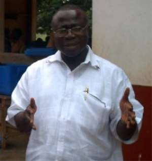 It is Too Late To Protect Ashanti NPP Female Seats--Amoako Tuffour