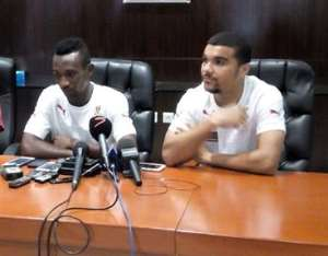 Striker Kwesi Appiah eagerly bidding his time for Ghana chance at 2015 AFCON
