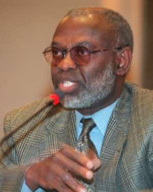 Kwesi Botchwey for president