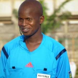 Nigeria referees to officiate Liberia - Ghana clash