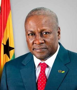 My Desperate Letter To President Mahama