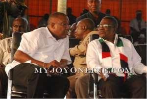 President Appoints NDC Strongman As Presidential Adviser