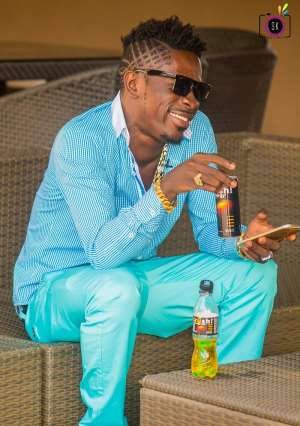 Shatta Wale Endorses New